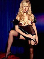 Glamour model and actress Abi Titmuss..