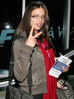 Hot photos of Brazilian model Adriana..