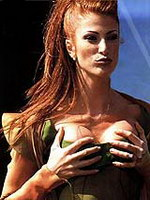Shocking celebrity pics of Angie Everhart