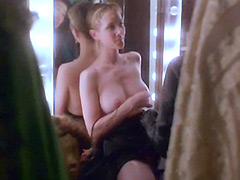 Naked Anne Heche hardcore action outdoor