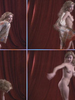 Ashley Judd nude recreates Playboy..