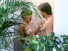 bared star Barbara Carrera does..