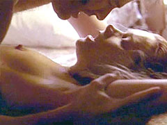 Bridget Fonda seen topless as she has..
