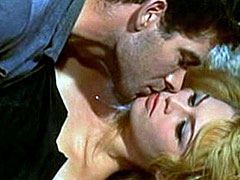 Sexy blonde Brigitte Bardot fully..
