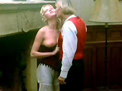 Brigitte Lahaie showing guy pink..