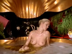 Brigitte Lahaie naked spreads perfect..