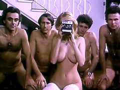 Shocking video Brigitte Lahaie..