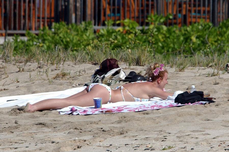 Vintage nudist colony big tits