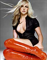 Britney Spears. See samples video with..