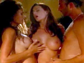 Candice Michelle Hotel Erotica Hd Threesome
