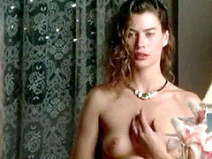 Celebrity Carre Otis exposes young..