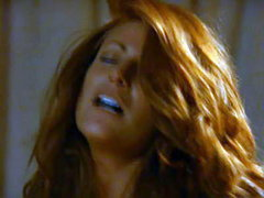 Angie Everhart nude getting hot and..
