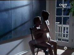 Catherine Bell of JAG fame topless and in a skirt and then having it and her panties removed by a..