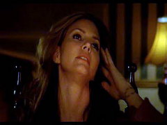 Charisma Carpenter seen in two scenes..