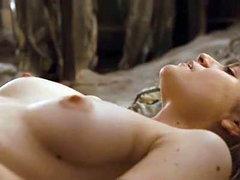 Julia Jentsch nude seen while having..