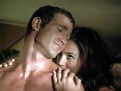 Krista Allen nude having a guy roll..