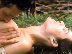 Manuela Arcuri naked in few hot sex scenes with some guy. From Il Peccato E La Vergogna.