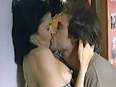 Maria Conchita Alonso topless having..