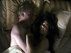 Marisa Tomei naked as a guy has sex..