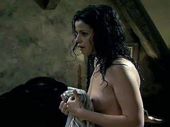 Marta Torne topless in few hot scenes showing us her..