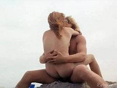 Monique van de Ven naked showing her..