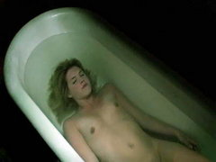 Nellie Benner fully nude with three..