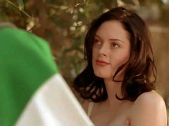 Young Rose McGowan looking very hot..