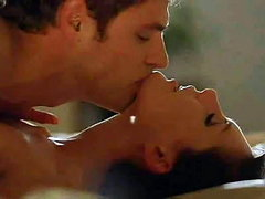 Taylor Cole making out with a guy as..