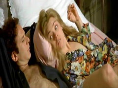 Theresa Russell pulling her panties..