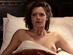 Rita Calderoni showing her sweet pussy..
