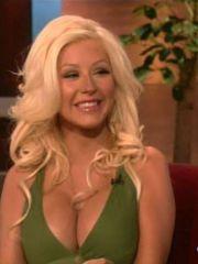 Christina Aguilera celebrity nude..