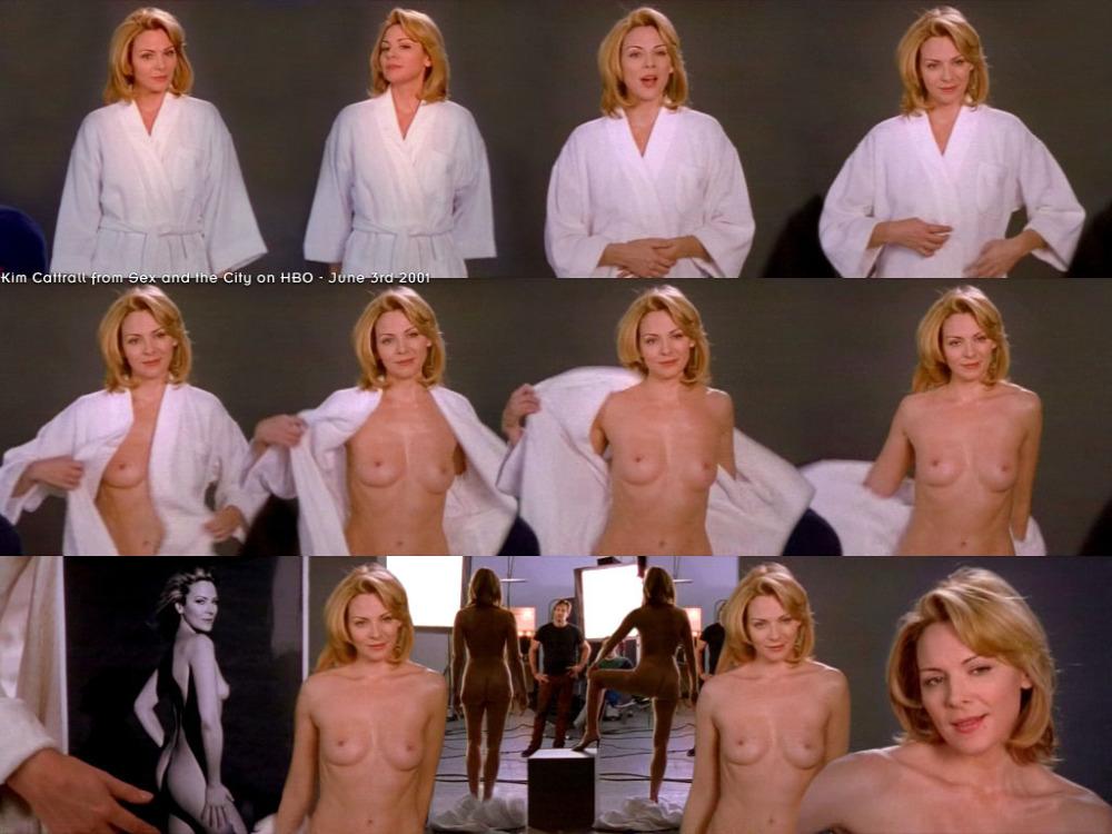 Ким кэтрол голая