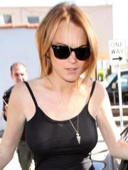 Dispirited Lindsay Lohan exposing will..