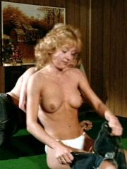 Handsome Linnea Quigley Having Fun With..