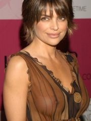 Sweet Lisa Rinna unqualifiedly nude..