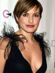 Sexy Mariska Hargitay about different..