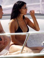 Nicole Scherzinger posing her..