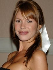 Fine-looking Nikki Cox gets her juicy..