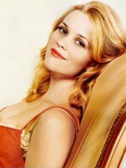 attractive actress Reese Witherspoon..