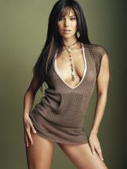 hot model Roselyn Sanchez posing in..