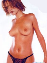 Sweet Sophie Anderton shows her perfect..
