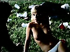 Sweet Actress Christina Ricci Topless..
