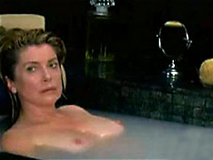French Actress Catherine Deneuve Sex..