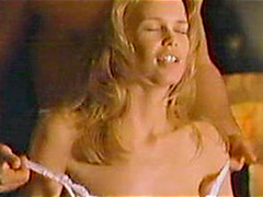 Pretty German Model Claudia Schiffer Hot Sex Scene