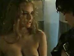 Attractive fashion model Diane Kruger..
