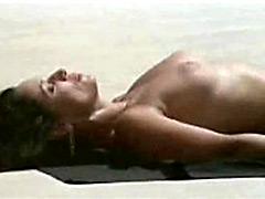 Hot Brazilian Sonia Braga Shows Her Perfect Boobs