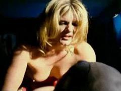 Porn actress Ginger Lynn Allen gets..