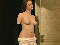 French actress Eva Green shows her..