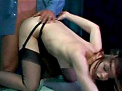 Sweet Anna Biella Gets Boned Hard By..
