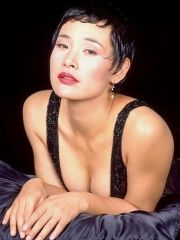 Adorable Joan Chen sexy peel caps and..